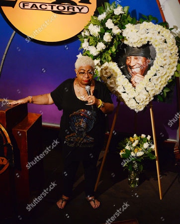 Stock Photo of Luenell