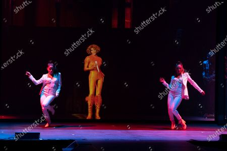 Editorial image of An Evening With Whitney Houston, Madrid, Spain - 30 Oct 2020