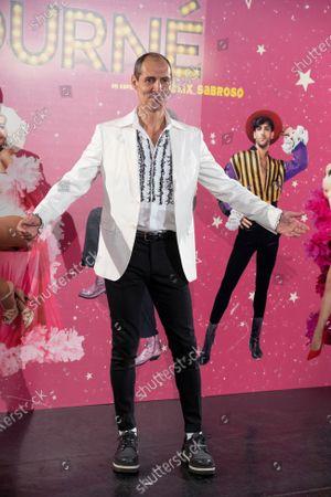 "Manuel Bandera attends to 'La Ultima Tourne"" premiere at Teatro Calderon on October 29, 2020 in Madrid, Spain"
