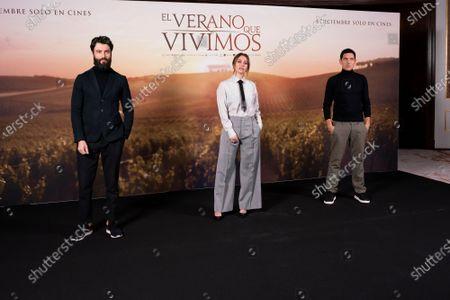 Editorial picture of El Verano Que Vivimos Madrid Photocall, Spain - 03 Dec 2020