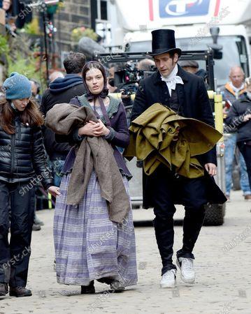 The film Emily, the story of Emily Bronte starts shooting in Haworth, Yorkshire. Emma Mackey stars as Emily alongside Oliver Jackson-Cohen