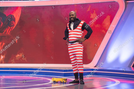 Editorial picture of 'Iain Stirling's CelebAbility' TV Show, Series 5, Episode 1, UK - 03 Jun 2021