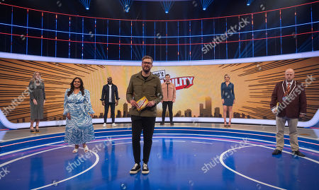 Editorial image of 'Iain Stirling's CelebAbility' TV Show, Series 5, Episode 1, UK - 03 Jun 2021
