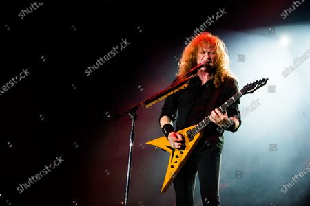 Megadeth bassist David Ellefson