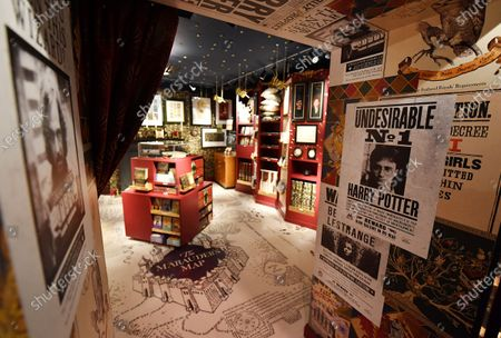 Editorial picture of Harry Potter New York flagship store opening, New York, USA - 28 May 2021