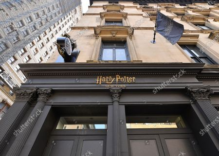 Editorial image of Harry Potter New York flagship store opening, New York, USA - 28 May 2021