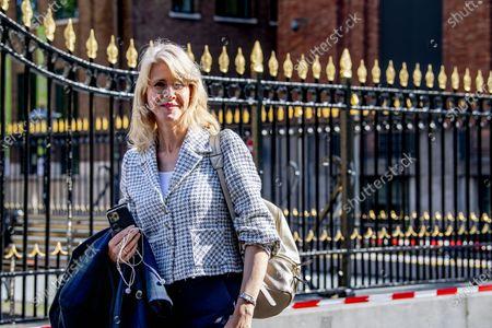 Mona Keijzer, outgoing State Secretary for Economic Affairs and Climate