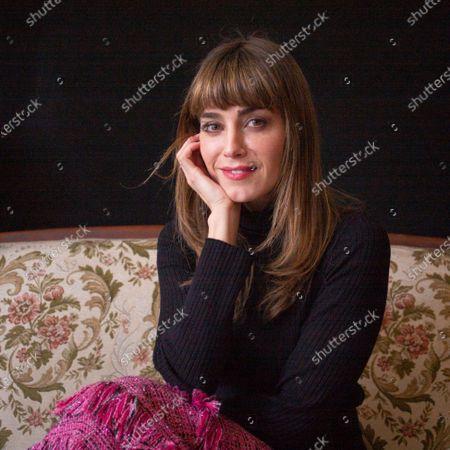 Actress Irene Arcos