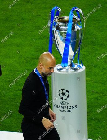 Editorial photo of Manchester City v Chelsea, UEFA Champions League, Final, Football, Estadio do Dragao, Porto, Portugal - 29 May 2021