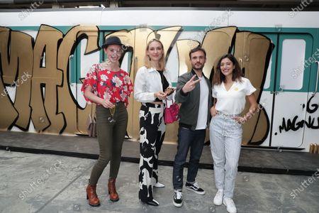 Deborah Francois, Influencer, Jerome Niel, Vanessa Guide