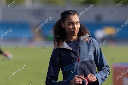 Editorial photo of Manchester Invitational Athletics Meeting, London, United Kingdom - 27 May 2021