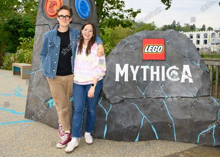 Editorial picture of Mythica VIP launch event, Legoland, Windsor, UK - 28 May 2021