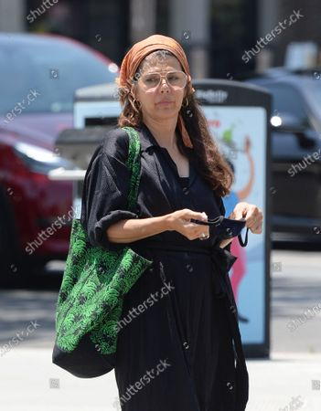 Editorial photo of Marisa Tomei out and about, Los Angeles, California, USA - 28 May 2021