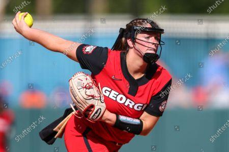 Editorial photo of Georgia Florida Softball, Gainesville, United States - 28 May 2021