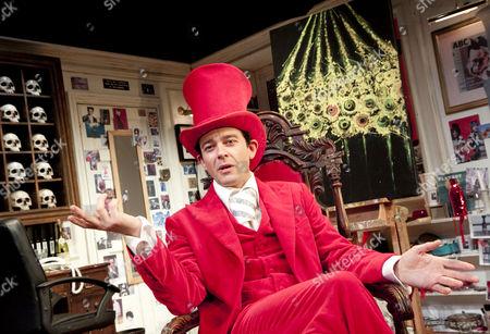 Milo Twomey as Sebastian Horsley