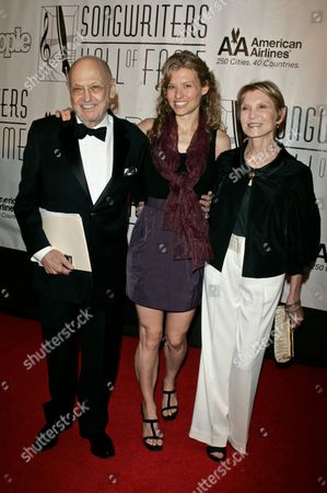 Charles Strouse, Broadway composer and family
