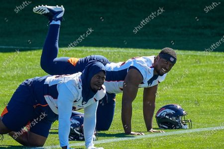 Editorial picture of Broncos OTA Football, Englewood, United States - 24 May 2021