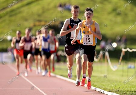 Editorial picture of Belfast Irish Milers Meet, Mary Peters Track, Belfast, Northern Ireland - 29 May 2021