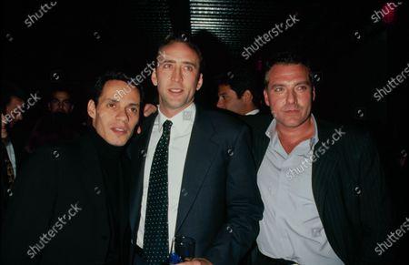 Editorial photo of Nicolas Cage