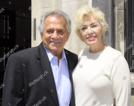 Buddy Greco and Lezlie Anders
