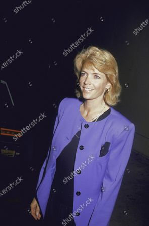 Stock Image of Actress Meredith Baxter Birney.