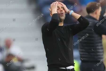 Editorial picture of Manchester City vs Chelsea FC, Porto, Portugal - 29 May 2021
