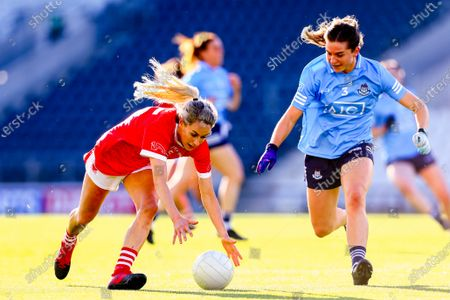Editorial image of LIDL Ladies National Football League Division 1, Pairc Ui Chaoimh, Cork - 29 May 2021