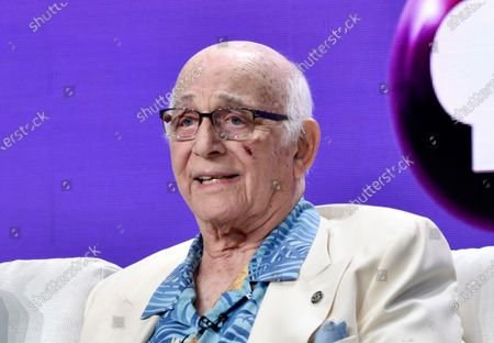 """Actor Gavin MacLeod during a panel discussion on the PBS special """"Betty White: First Lady of Television"""" during the 2018 Television Critics Association Summer Press Tour at the Beverly Hilton in Beverly Hills, Calif. Gavin MacLeod has died. His nephew told the trade paper Variety that MacLeod died early"""