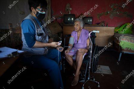 Editorial image of Virus Outbreak , Caracas, Venezuela - 29 May 2021