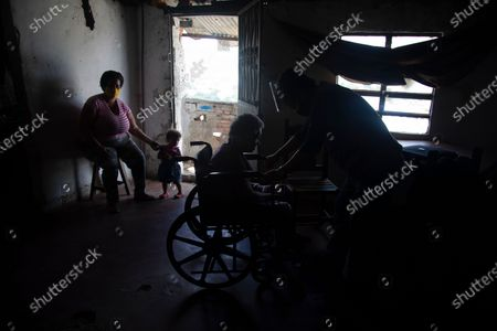 Editorial photo of Virus Outbreak , Caracas, Venezuela - 29 May 2021
