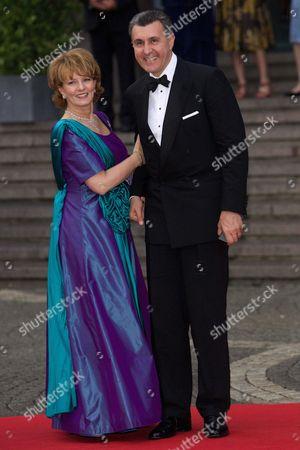 Crown Princess Margarita of Romania and Prince Radu