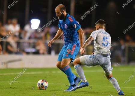 Editorial picture of MLS DC United Inter Miami Soccer, Fort Lauderdale, United States - 29 May 2021