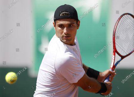 Editorial photo of French Open tennis tournament at Roland Garros, Paris, France - 30 May 2021