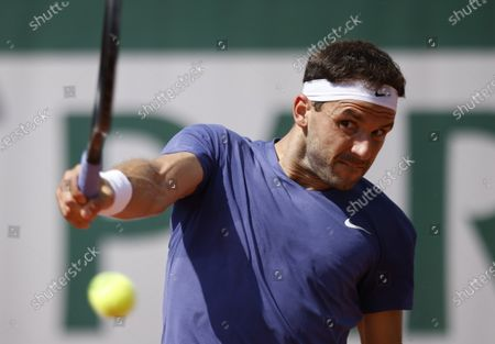 Editorial picture of French Open tennis tournament at Roland Garros, Paris, France - 30 May 2021