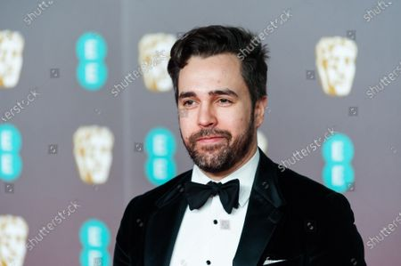 Editorial picture of EE British Academy Film Awards 2020 - Red Carpet Arrivals, London, UK - 02 Feb 2020