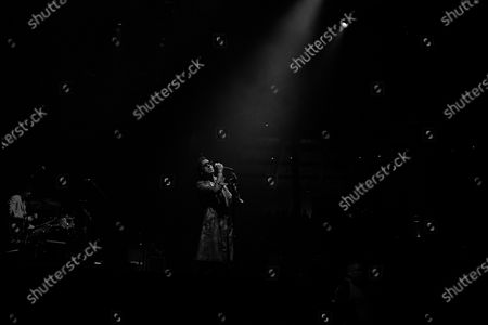 Editorial image of The Strokes Perform, London, UK - 19 Feb 2020