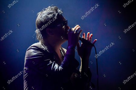 Editorial photo of The Strokes Perform, London, UK - 19 Feb 2020