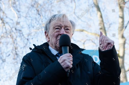 Editorial picture of Rally For Child Refugees In London, United Kingdom - 20 Jan 2020