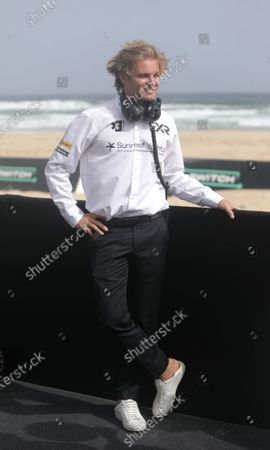Nico Rosberg, founder and CEO, Rosberg X Racing  during the 2021 Extreme E Ocean X Prix