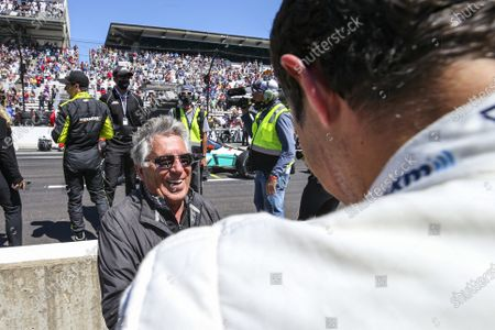 Editorial image of IndyCar 2021: Indy 500, Indianapolis Motor Speedway, United States of America - 30 May 2021