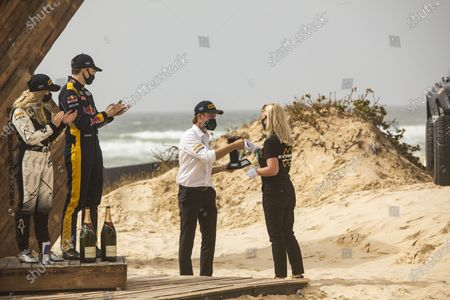 Editorial photo of 2021 XE Ocean X Prix, Lac Rose, Dakar, Senegal - 30 May 2021