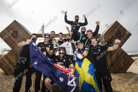 Editorial picture of 2021 XE Ocean X Prix, Lac Rose, Dakar, Senegal - 30 May 2021