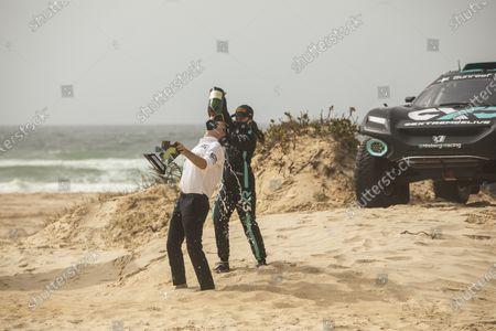 Editorial image of 2021 XE Ocean X Prix, Lac Rose, Dakar, Senegal - 30 May 2021