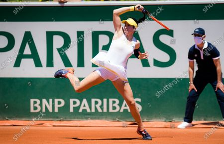 Christina McHale of the United States