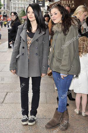 Kathryn and Megan Prescott