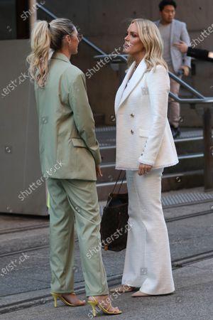 Nikki Phillips and Rebecca Vallance