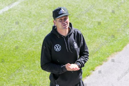 Manager Oliver Bierhoff (Germany)