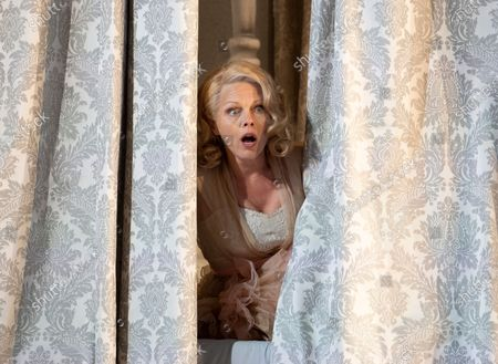 Miah Persson as The Marschallin.