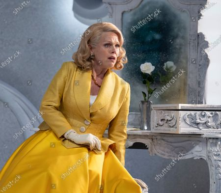 Editorial picture of Der Rosenkavalier. Opera performed by Garsington Opera at Wormsley, UK - 31 May 2021