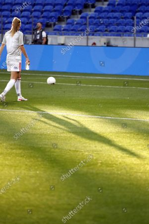 Janice Cayman /Olympique Lyonnais